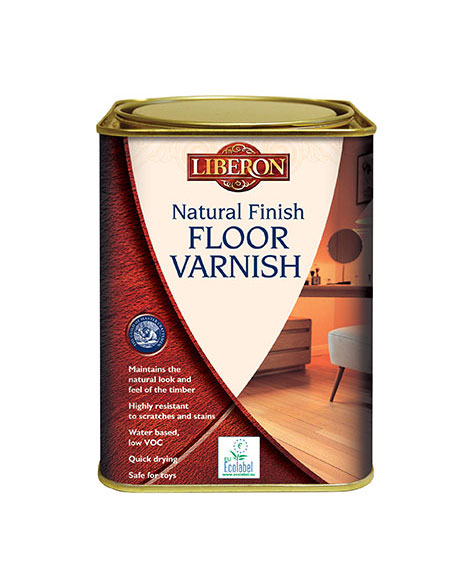 Natural Finish Floor Varnish