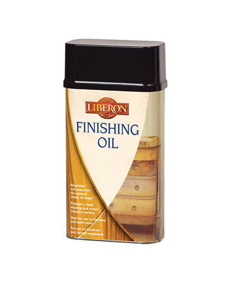 Finishing oil  for use on all interior wood