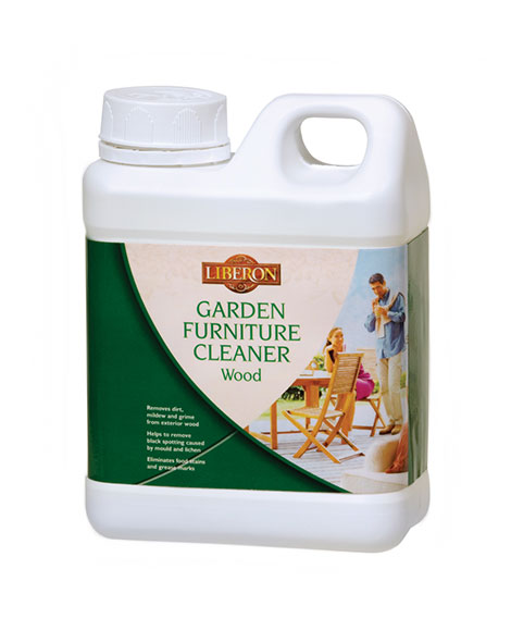 Garden Furniture Cleaner Wood