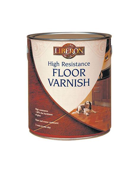 High Resistance Floor Varnish