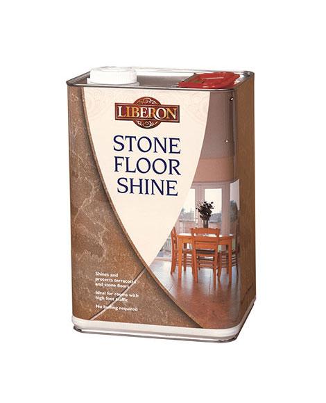 Stone Floor Shine Flooring Stone Liberon Wood Cares