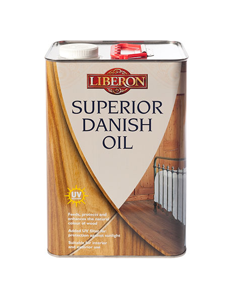 Superior Danish Oil