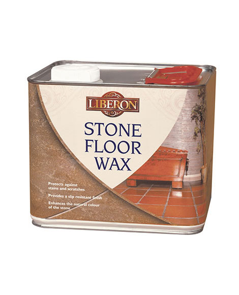 Stone Floor Wax Flooring Stone Liberon Wood Cares