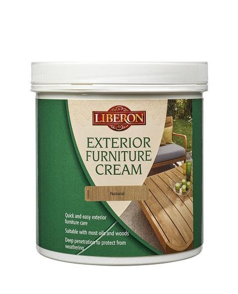 Exterior Furniture Cream