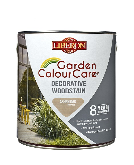 Garden ColourCare Decorative Woodstain